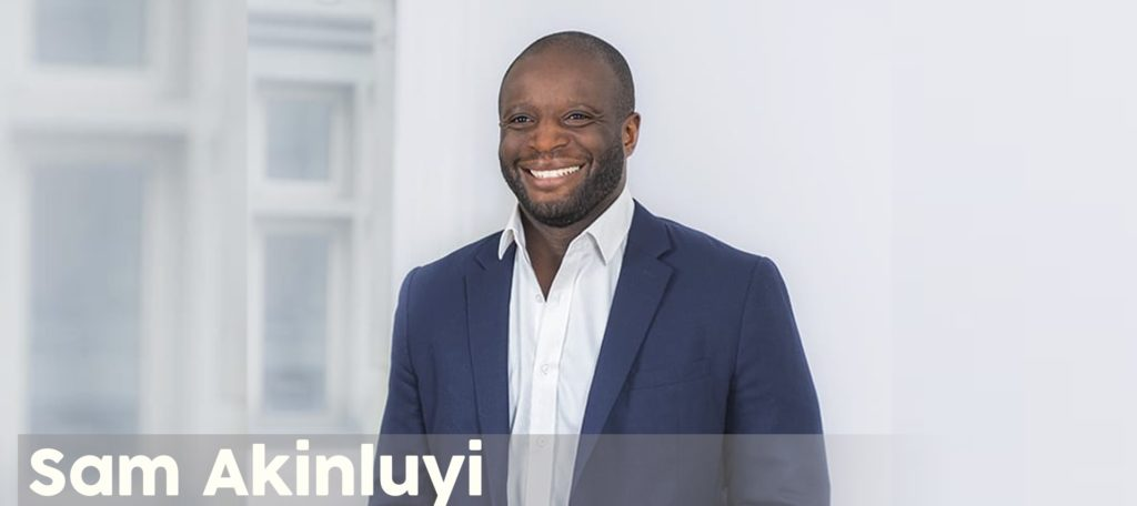 From Blue-Chip to Start-Up with Sam Akinluyi ex-Mars Sales Director 5